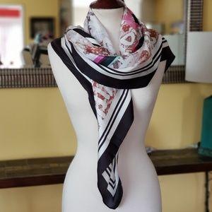 NWT Maje 98 100% Silk Scarf